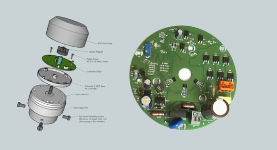 Technology oem technologies brushless dc motor controllers sciox Gallery